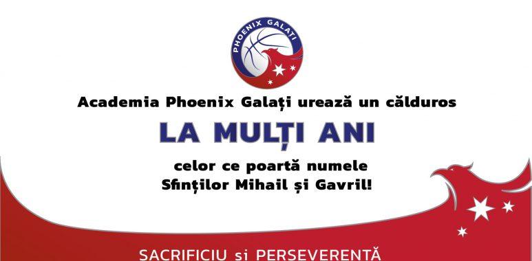 La Mulți Ani, Mihail și Gavril!