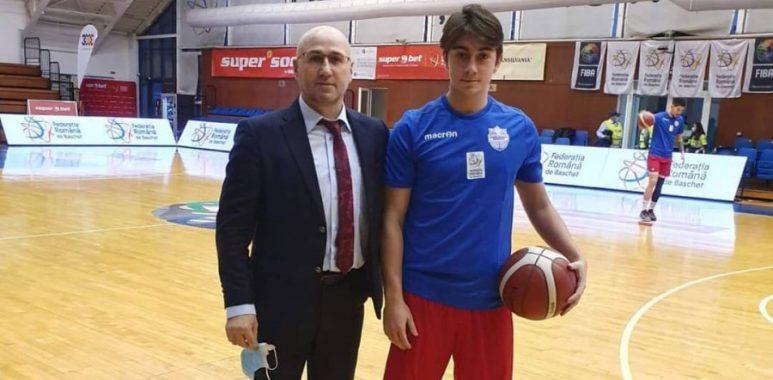 Florin Nini și Alexandru Câmpeanu