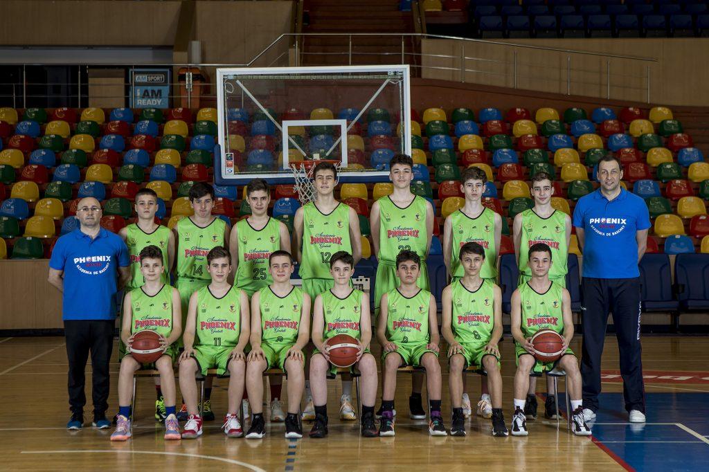 Phoenix Galați U14 masculin 2020-2021